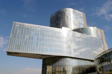Autre vue du bâtiment